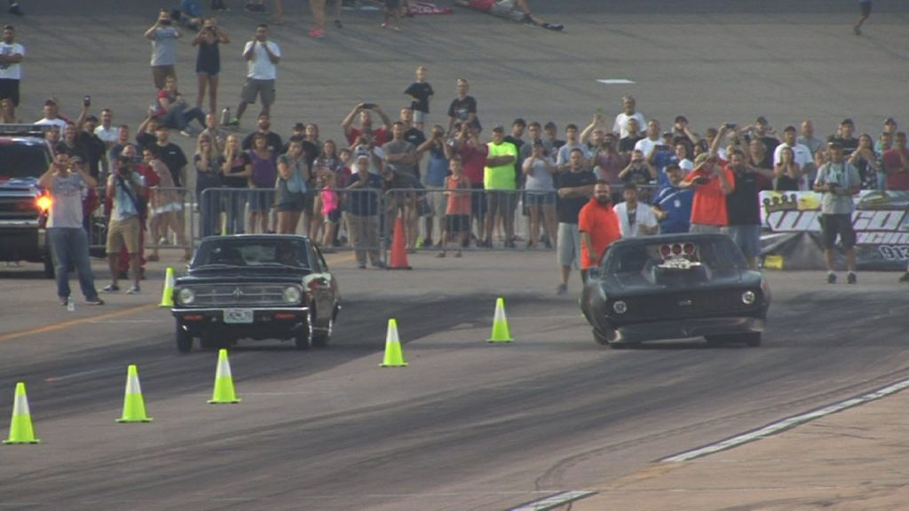 Can A Datsun Really Beat A Camaro In Drag Race Muscle