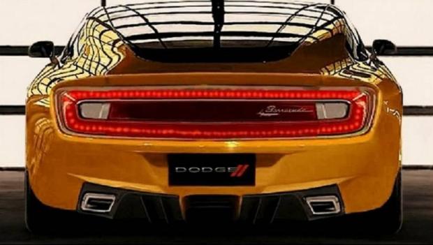 2018 Dodge Barracuda >> Meet The New 2018 Dodge Barracuda Muscle Cars Zone
