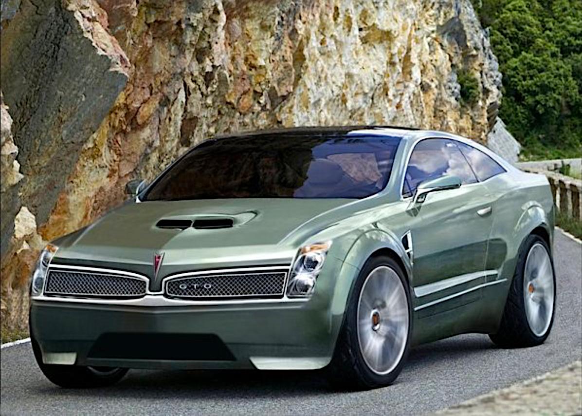 Neugestaltung und Überprüfung 2021 Pontiac GTO
