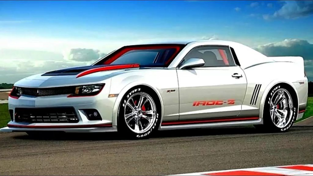2019 Chevy Camaro IROC-Z Price, Specs, Concept, Reviews ...
