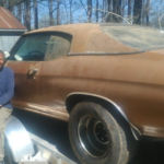 Virginia Man Strikes GOLD With 1970 LS6 SS454 Chevelle That Runs After Being Parked 35 Years